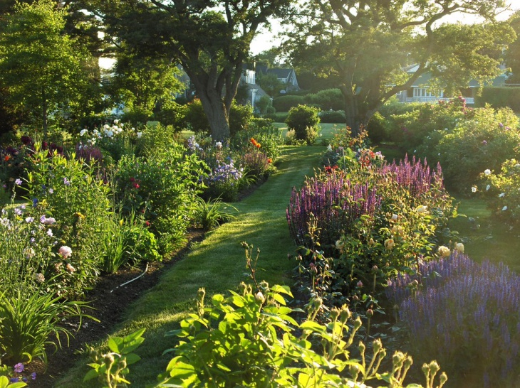 20+ Perennial Garden Designs, Ideas | Design Trends - Premium Psd