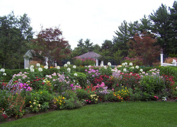 Gorgeous Flower Garden Design