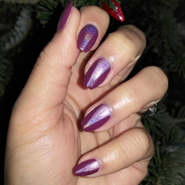 bright gel summer nail art