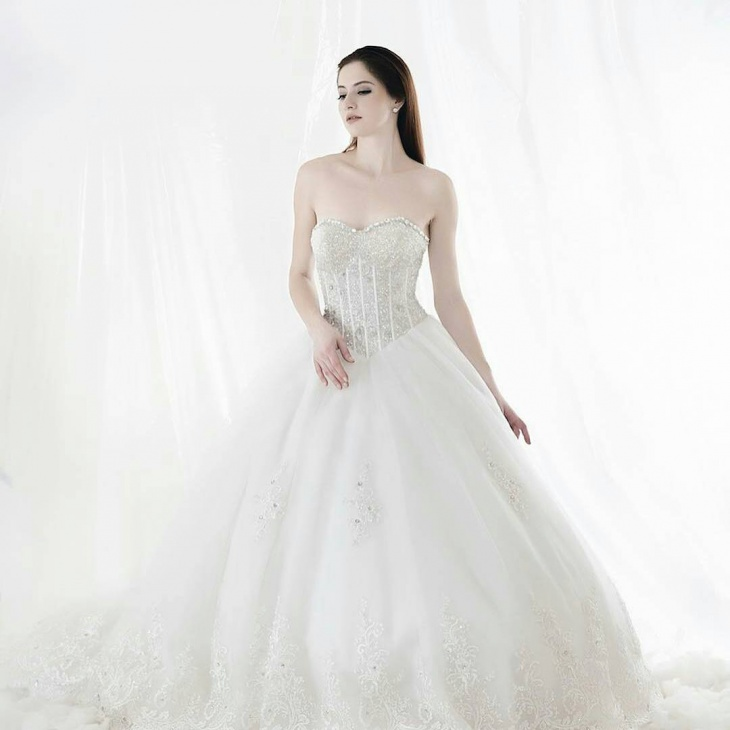 Wedding Gown Design