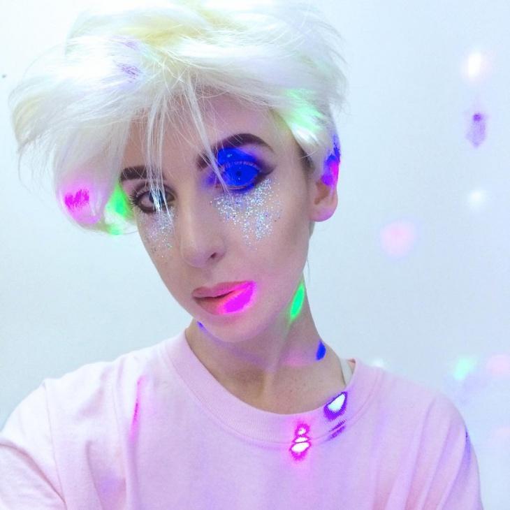 Glitter Unicorn Makeover