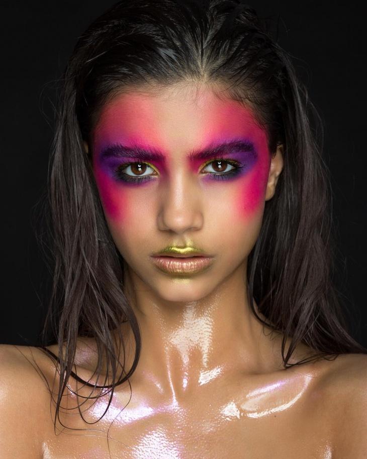 Modern Makeup Design