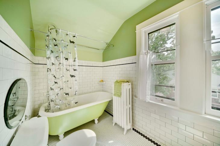 bathtub remodelling idea
