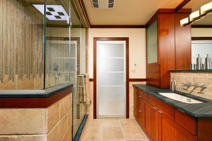 remodel old bathroom