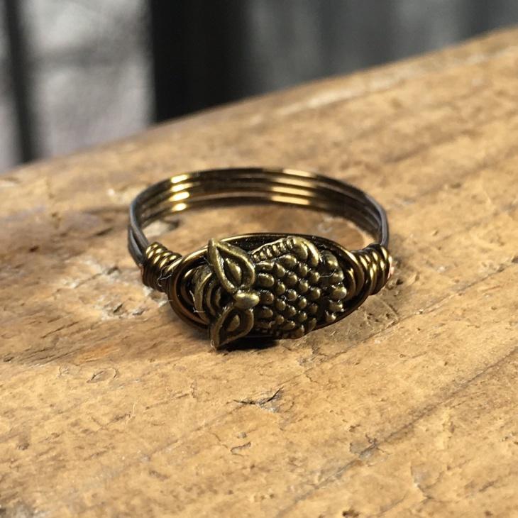 animal ring for men