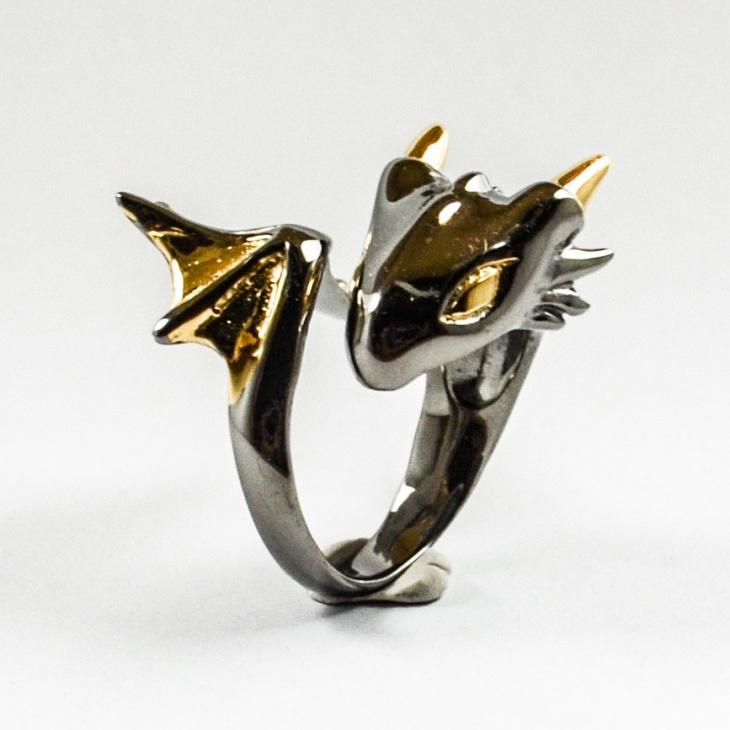 dragon animal ring design1