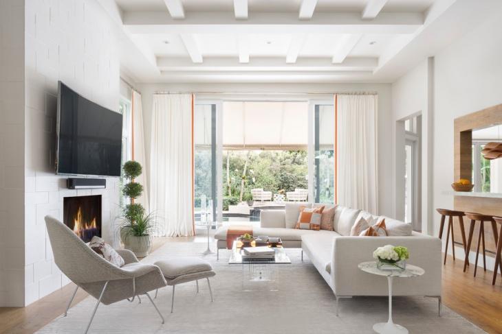 20 Loft Living Room Designs Ideas Design Trends