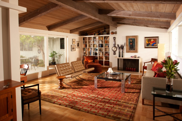 compact living room interiors