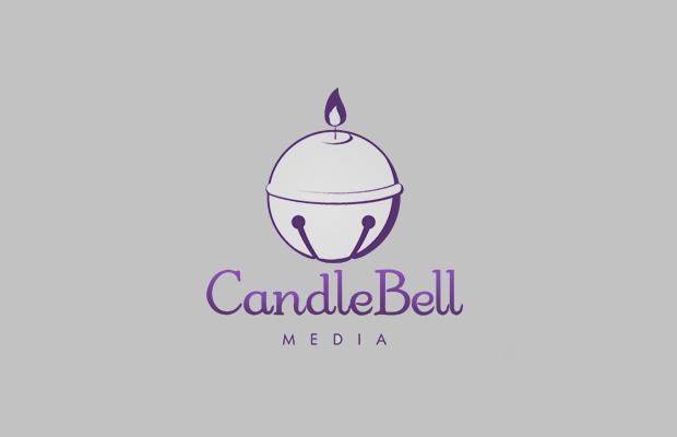Candel Bell Logo Design