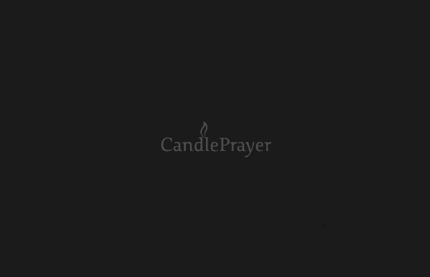 candle prayer logo
