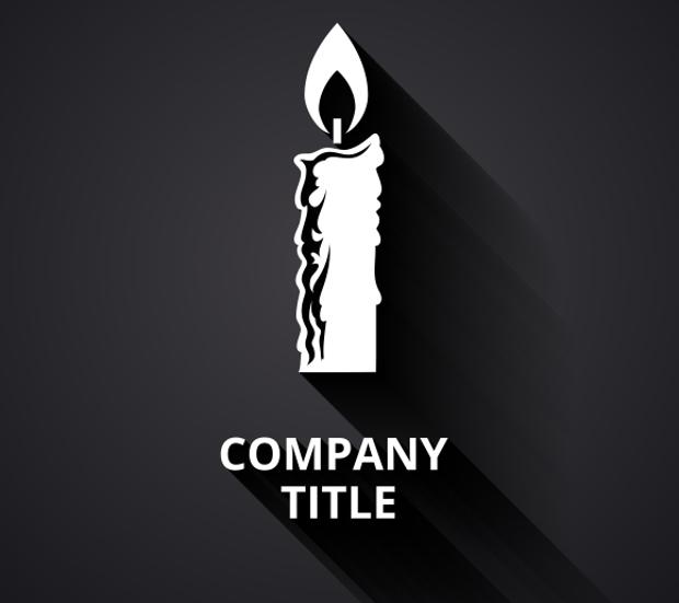 20 Candle Logo Designs Editable PSD AI Vector EPS Format Download Design Trends Premium