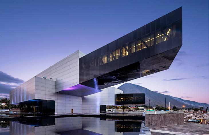 The Magnificent UNASUR HQs