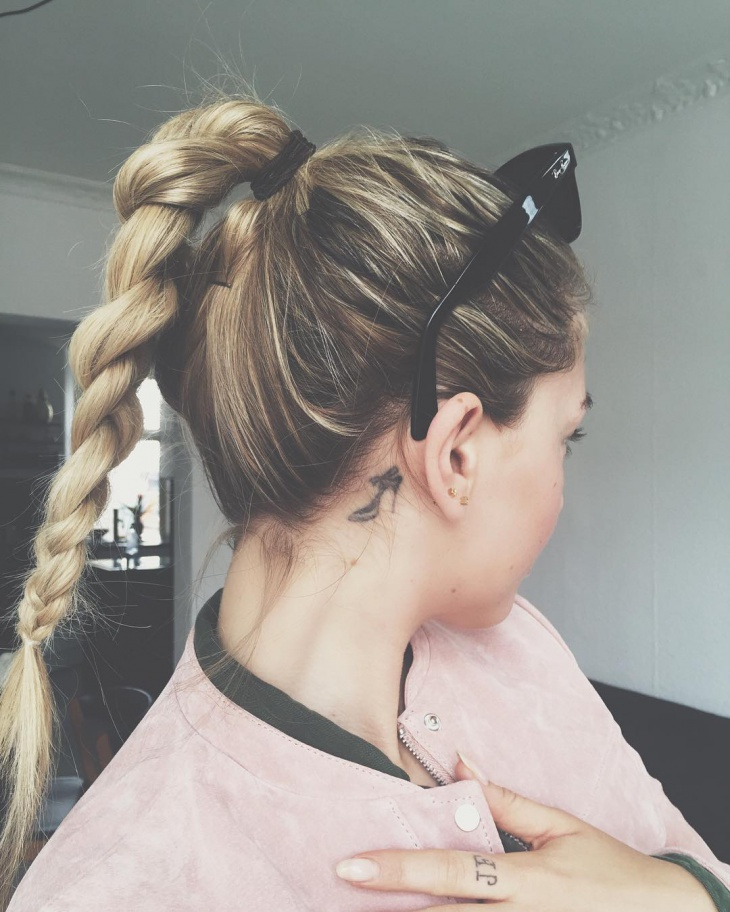 Trendy Hairstyle for Women