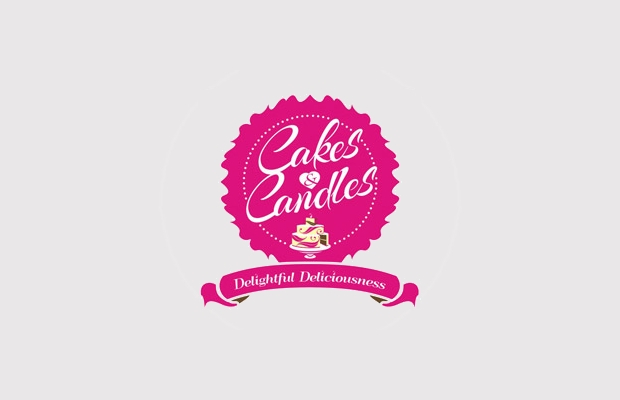 cakes and candles logo