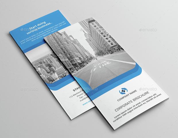 Multipurpose Advertising Brochure Design