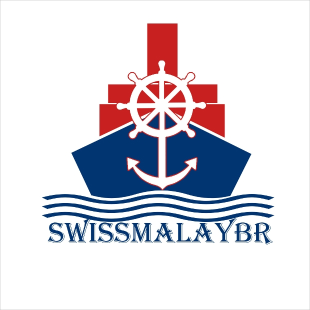 navy ship logo design