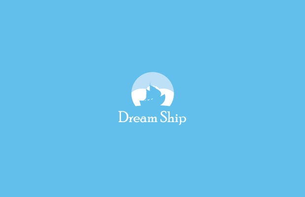 Dream Ship Logo Design