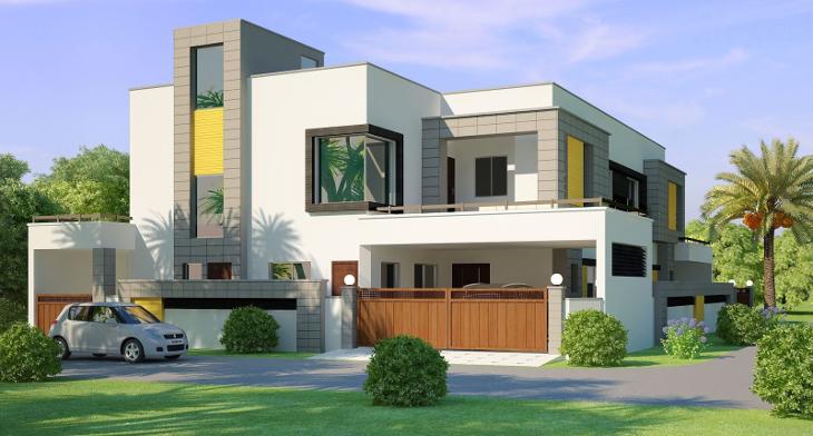 Exterior Elevation Designs