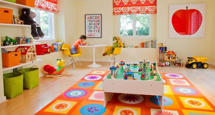 16 Toddler Playroom Designs Ideas Design Trends Premium PSD