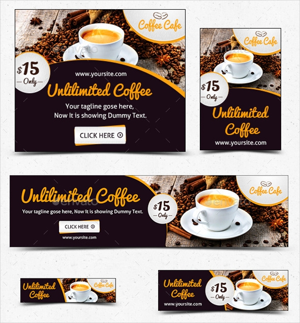 food and coffee web banner1