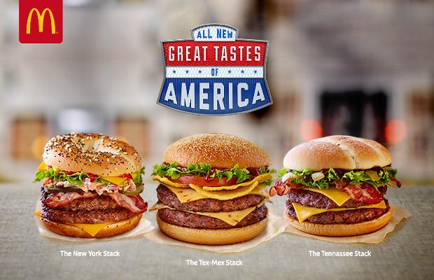McDonald's Restaurant Banner