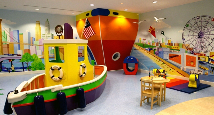 Marvelous Children Playroom Ideas