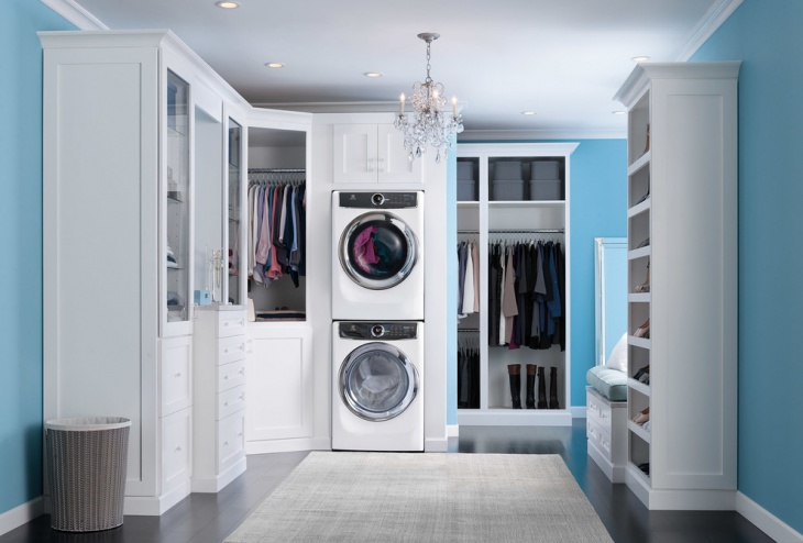 Best Laundry Room Storage Design
