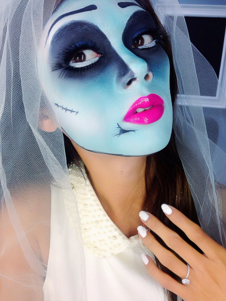 Corpse Bride Makeup Pictures : 21+ Corpse Bride Makeup Designs, Trends, Ideas Design ...