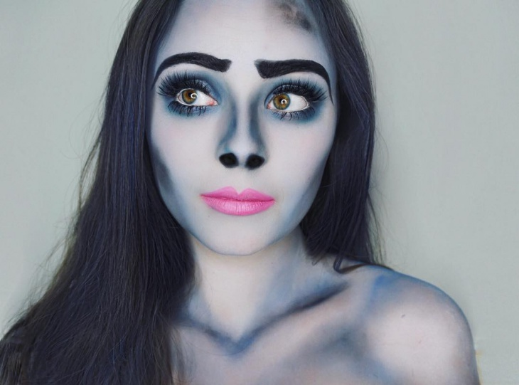 Cute Makeover of Corpse Bride