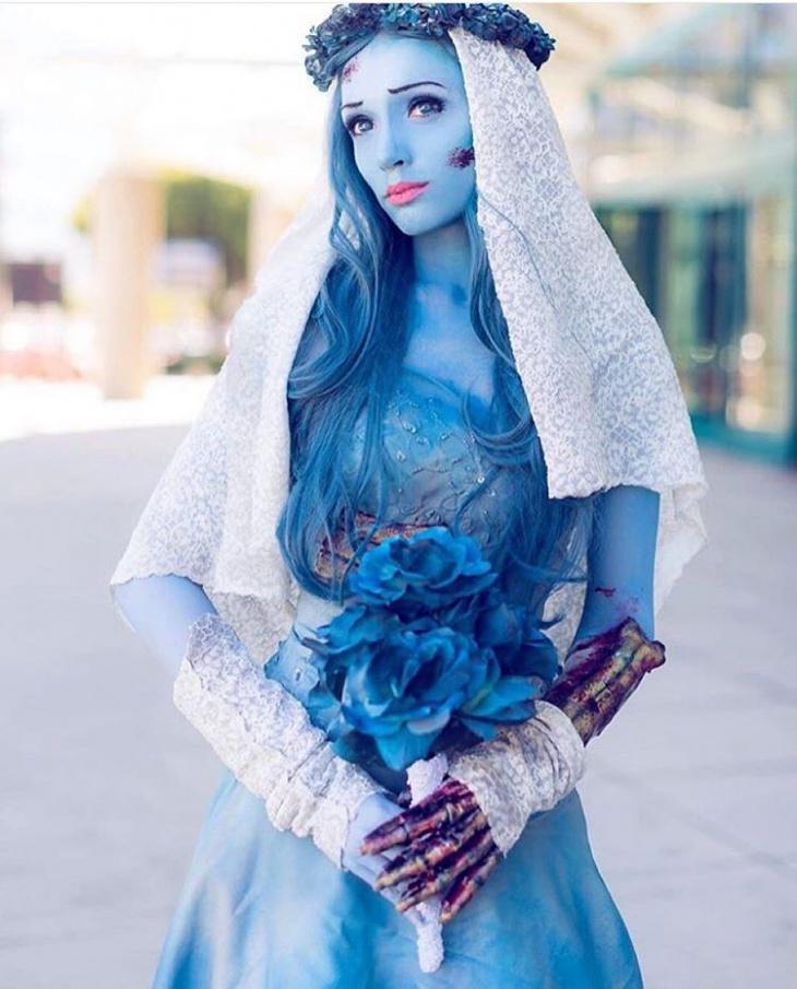 21+ Corpse Bride Makeup Designs, Trends, Ideas