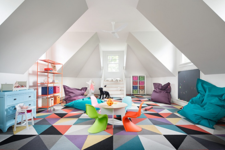 19 children playroom designs ideas design trends Playroom flooring ideas