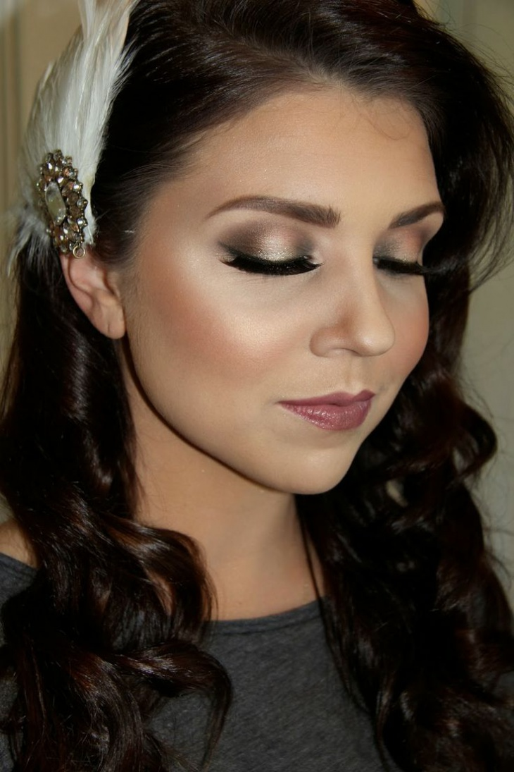Jenna Johnson Classic 1920s Makeup Design