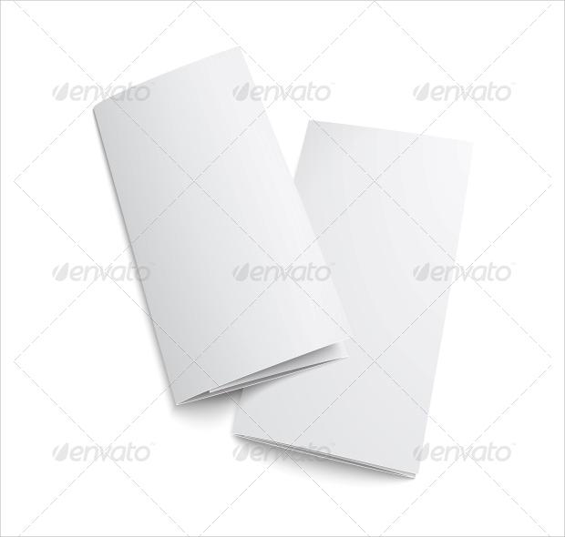 Couple of Tri Fold Paper Brochure