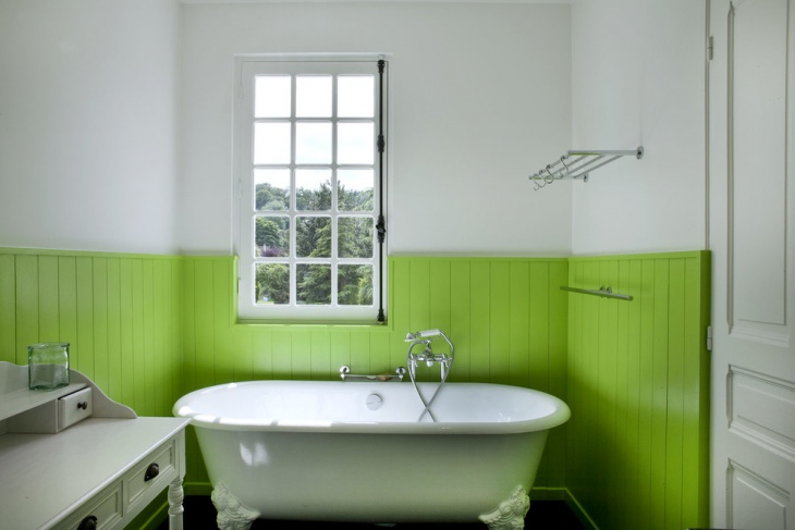 bathroom ideas green and white 20 lime green bathroom designs ideas design trends 22136