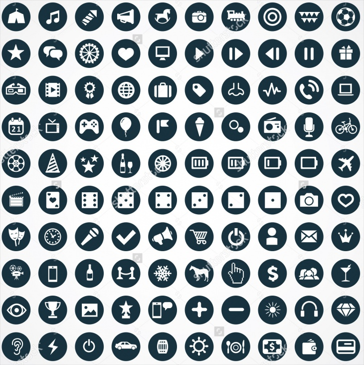high resolution entertainment icons1