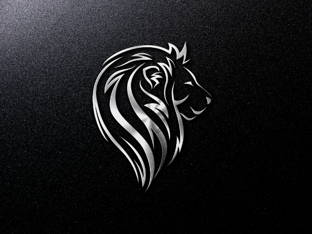 Animal Lion Head Logo