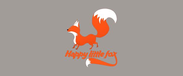 little fox logo design
