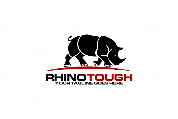 Rhinotough Logo Design