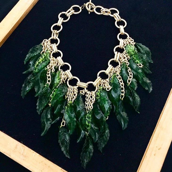 vintage bridal necklaces