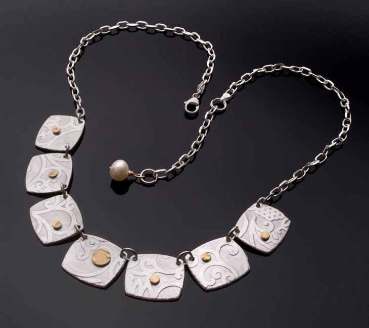 Silver Handcrafted jewelry
