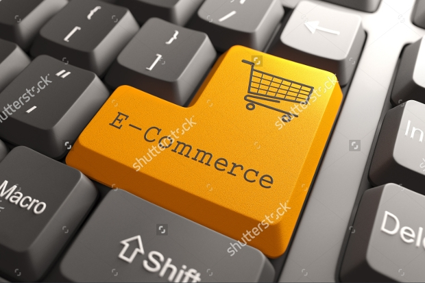 Simple Orange E Commerce Buttons