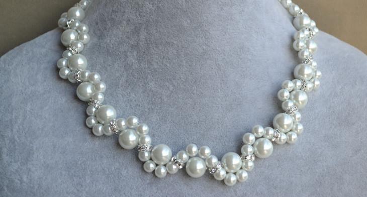 21+ Handmade Necklace Designs, Ideas | Design Trends ...