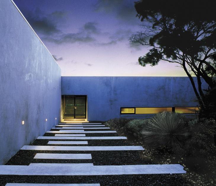 modern casio instrumental landscape design