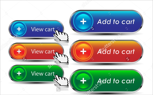 Add To Cart Buttons Set