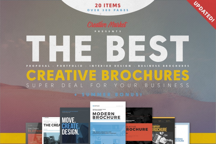Creative Brochures Bundle