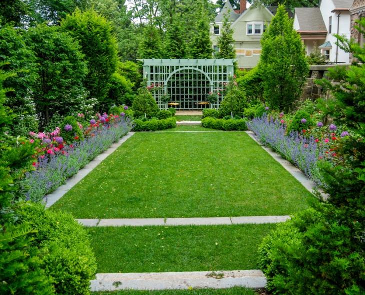 Small English Garden