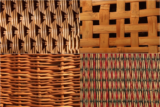 High Quality Wicker Textures
