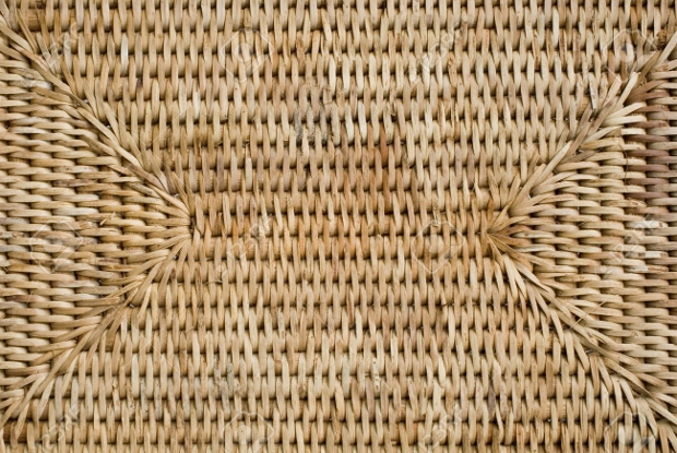 Abstract Wicker Texture