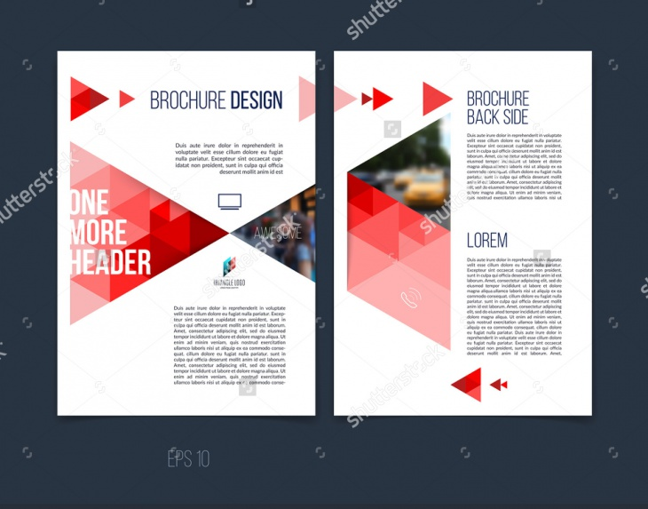 corporate brochure design - 20 creative brochure designs psd download design