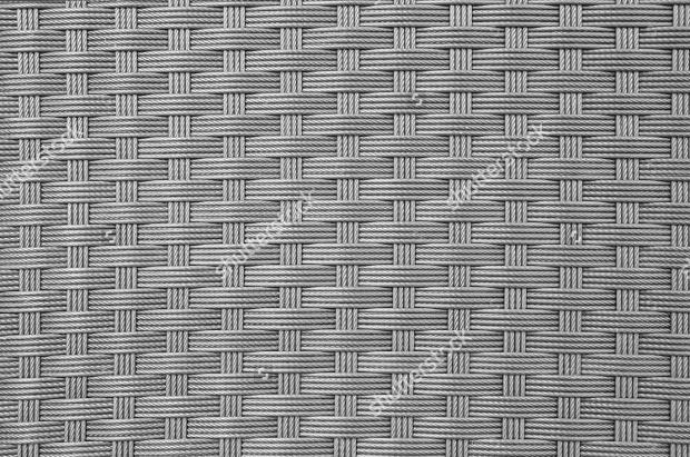 silver wicker texture